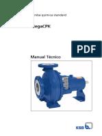 Manual Tecnico MEGACPK