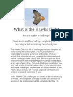 hawks club challenges 2018
