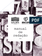 Manual de Redacao