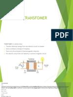 Transformer Enercon 2nd1718