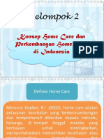 Home Care Dan Perkembangan Di Indonesia