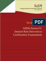 New Workbook - NISM-Series-IV-Interest Rate Derivatives Workbook (Version March-2018)
