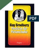 Bradbury, Ray - Medizin Für Melancholie