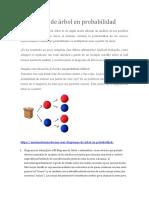 Diagramas de Árbol en Probabilidad