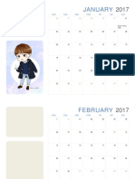 SJ Calendar