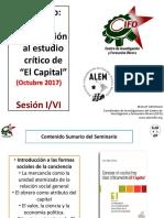 Sesión 1 Introducción Al Capital CIFO CIM CESAV PDF Final