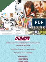 Nueva La Webquest