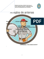 Arreglos de Antenas 1