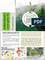 Future IAS Study Circle India Forest Report