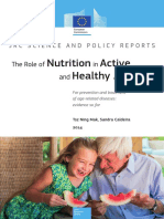 Nutrition in Aging