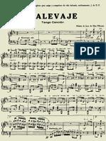 Malevaje (Orquesta) LQ