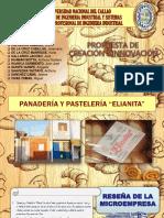 Panaderia y Pasteleria Elianita Ppts Final