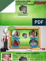 Presentación Oficial EverNote