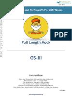 Full Length GS III