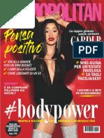 2018 04 01 Cosmopolitan Italia