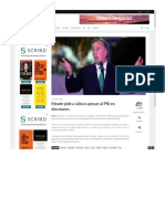 21-06-18 Meade pide a Jalisco apoyar al PRI en elecciones