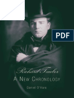Tauber Chronology