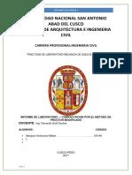 Informe de Compactacion Final