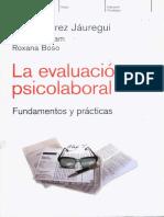 D-Evaluacion Psicolaboral - Fundamentos y Prácticas - Pérez Jauregui.pdf