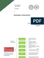 Semiología y Comunicación