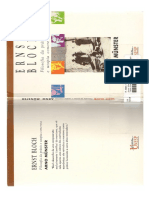 MUNSTER, Arno - Ernst Bloch, Filosofia Da Práxis e Utopia Concreta
