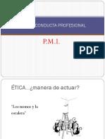 2 Código de Ética. PMI