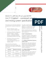 ZZ 1207652141 CoJetix Sampling System SpecificationR2