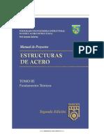 Manual de Proyectos Estructura de Acero
