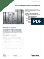 Product Leaflet Spanish IWOCS