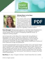 Razi Berry Toxic home summit interview