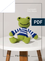 Zachary the Frog