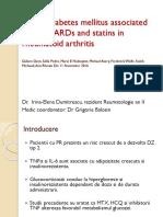 Diabetes on DMARD articol.pptx