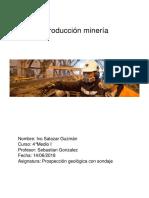 Introduccion minería