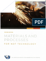 ASNT Materials and Processes for NDT Technology 2nd Ed 2016