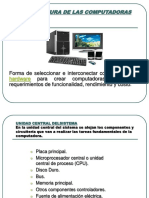 Tema 1 Arquitectura Del Computador