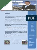 Carta de Informe Mayo 2018