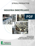 Catalogo Industria Em Botella Do