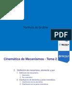 Mecanismos-Grubler