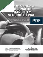 Ley de Transito - De Bolsillo