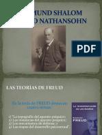 Sigmund Shalom Freud Nathansohn
