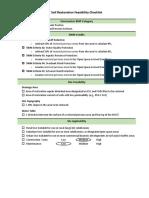 01Soil Restoration Checklist