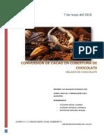 Monografia Cacao