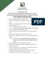 TRABAJO PRÁCTICO Fuentes Derecho Internacional