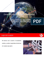 Diapositiva de Dinamica Rotacional