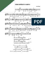 partitura vem vem vem espírito santo.pdf