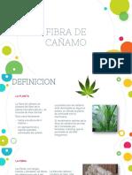 FIBRA CAÑAMO