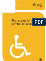The International Symbol of Access