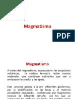 magmatismo 2016