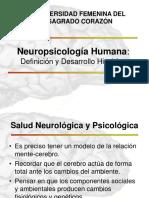 Clase 1 - Introduccion a La Neuropsicologia