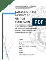 EVOLUCION DE LOS MODELOS DE GESTION EMPRESARIAL.docx